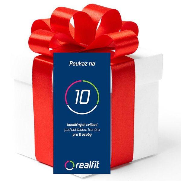 Darčekový poukaz - balíček ŠTANDARD DUO