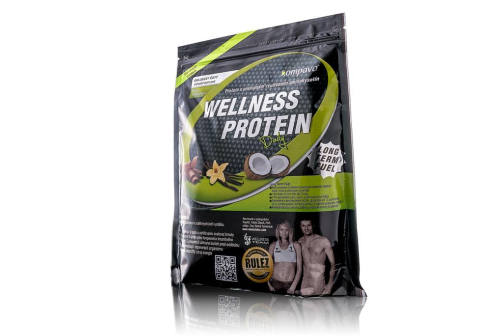wellness protein 15 dávok